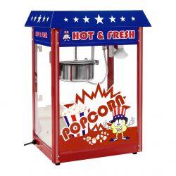 Stroj na popcorn - americký dizajn - 1600 W   RCPR-16.1