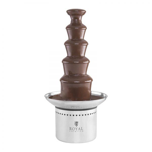 Čokoládová fontána - 5 poschodí - RCCF-300W (1560) 1