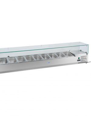 Chladiaca nadstavba - 200 x 38 cm - RCKV-20038-O (1463) 1
