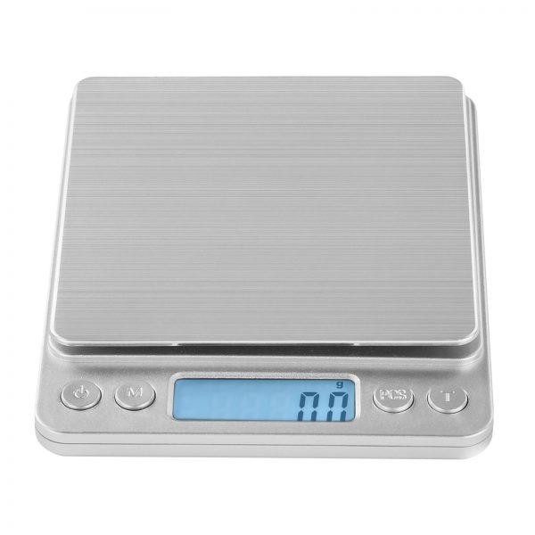 Digitálne stolné váhy - 3 kg 0,1 g (3142) 1