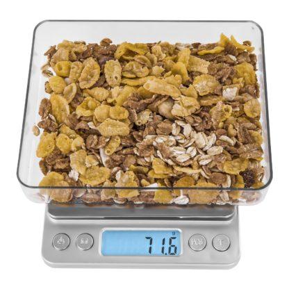 Digitálne stolné váhy - 3 kg 0,1 g (3142) 4
