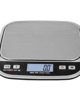 Digitálne stolné váhy - 3 kg0,1 g - SBS-TW-3000100G (3144) 1né váhy - 3 kg0,1 g - SBS-TW-3000100G (3144) 1