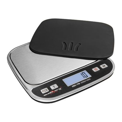 Digitálne stolné váhy - 3 kg0,1 g - SBS-TW-3000100G (3144) 4