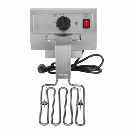 Fritéza - 1 x 13 litrov - EGO termostat (1)