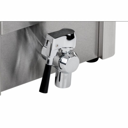 Fritéza - 1 x 13 litrov - EGO termostat (2)