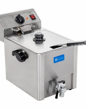 Fritéza - 1 x 13 litrov - EGO termostat (4)