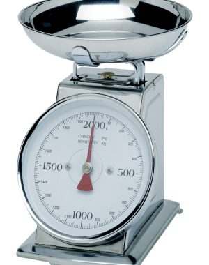 Gastronomická váha s miskou 2 kg HENDI 980033