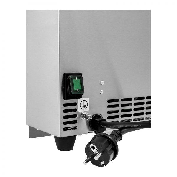 Indukčná fritéza 1x10L, 60 – 190 °C 12