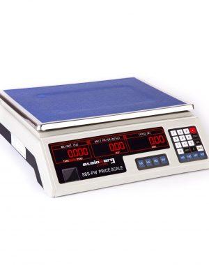 Obchodné váhy - 30 kg2 g - biele (3019) 1