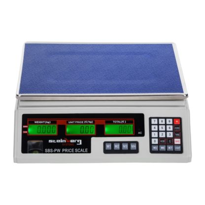 Obchodné váhy - 35 kg2 g - biele (3021) 3