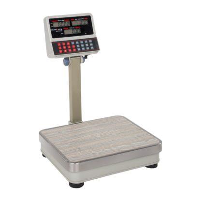 Obchodné váhy - 60 kg5 g - biele - LCD (3110)1