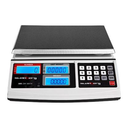 Počítacie váhy - 30 kg1 g - SBS-ZW-3001H (3069) 2