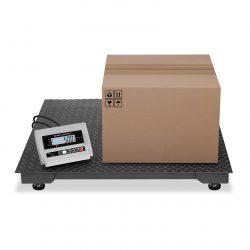 Podlahové váhy - 1000 kg 0,5 kg - LCD - SBS-BW-1T (3085) 1