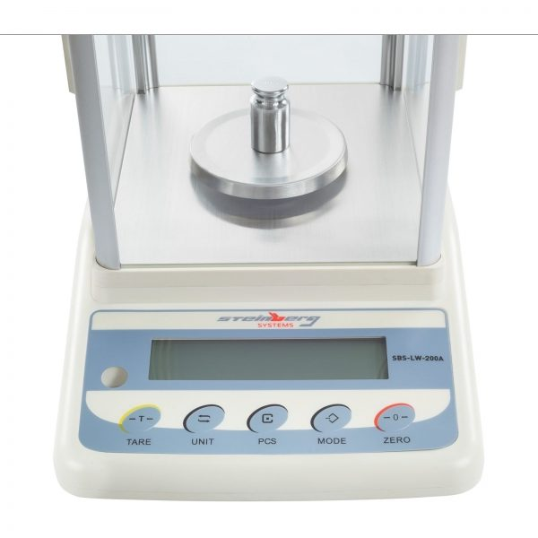 Presné váhy - 200 g0,001 g - SBS-LW-200A (3046) 3