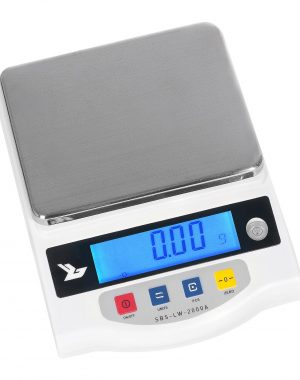 Presné váhy - 2000 g0,01 g - LCD - SBS-LW-2000A (3048) 1