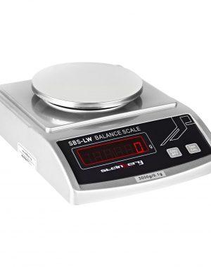 Presné váhy - 3000 g0,1 g - SBS-LW-3000 1
