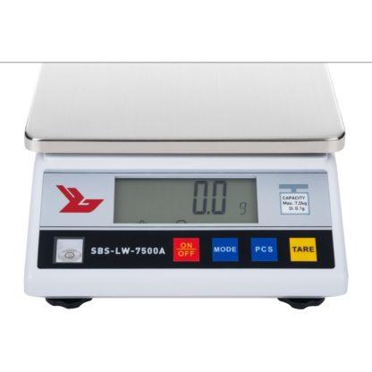 Presné váhy - 7500 g0,1 g - SBS-LW-7500A (3049) 2