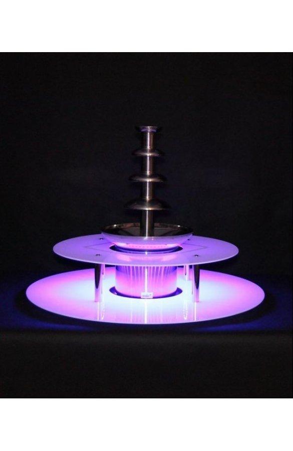 Stojan na čokoládovú fontánu - cookPRO (120060001) - fialová 1