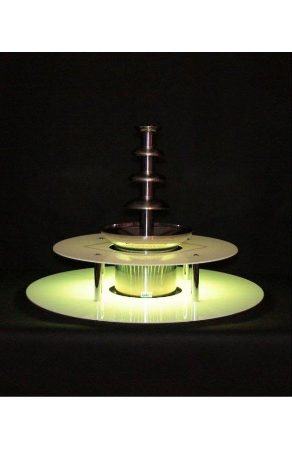 Stojan na čokoládovú fontánu - cookPRO (120060001) - zelená 1