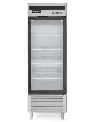 Chladiaca skriňa presklená 610 lit.NEREZ HENDI - 1