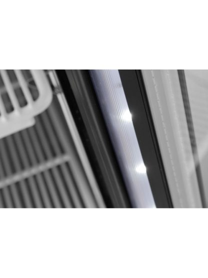 Chladiaca skriňa presklená 610 lit.NEREZ HENDI - 4