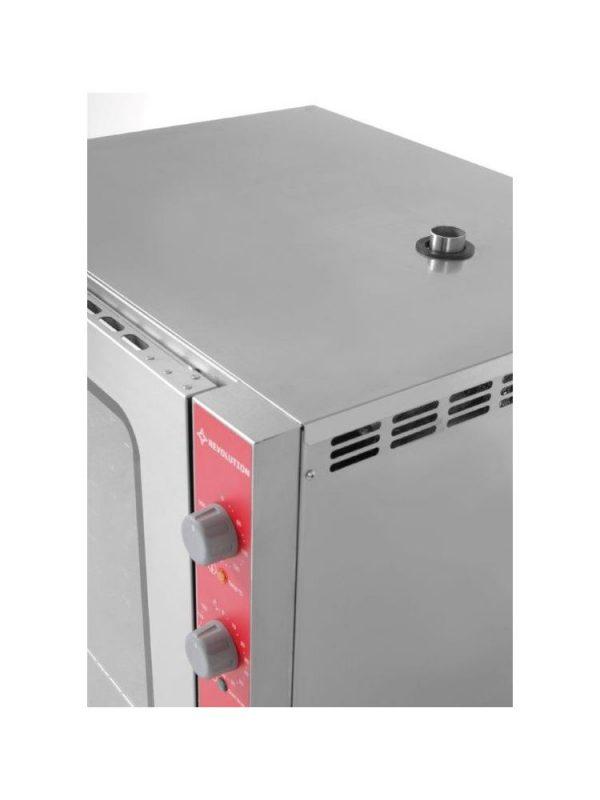 Elektrický parný konvektomat 10x GN 11-MANUAL HENDI - 6
