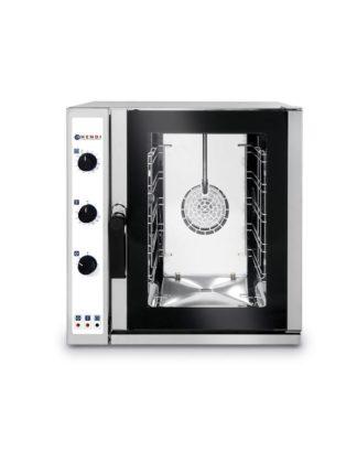 Elektrický parný konvektomat 5x GN 23-MANUAL HENDI 5