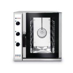 Elektrický parný konvektomat - 5x GN 2/3 | Hendi 225530
