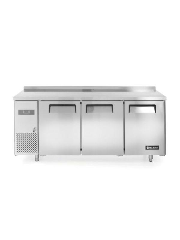 Mraziaci stôl 3-dverový - 390 l | HENDI 233399