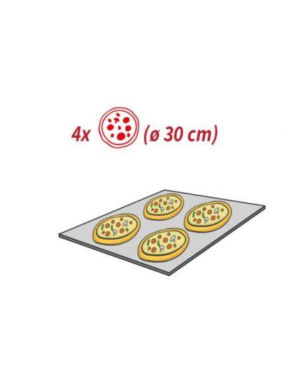 Pizza pec 4 (Ø 30 cm) HENDI - 10