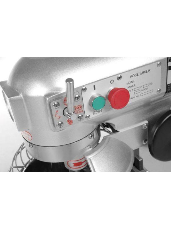 Univerzálny kuchynský robot 10 lit. HENDI - 5