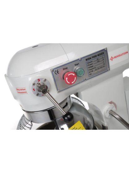 Univerzálny kuchynský robot 20 lit. HENDI - 3