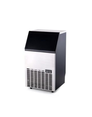 Výrobník ľadu - 35 kg VZDUCHOM chladený HENDI - 1