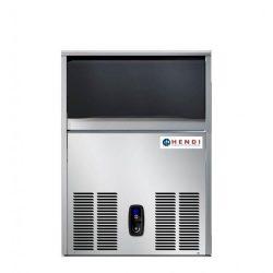 Výrobník ľadu - 21 kg / VODOU chladený | Hendi 271902