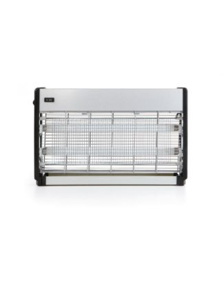 Elektrický lapač hmyzu - 150 m2 HENDI - 1 dosah:   150 m2 výkon:  45 W rozmery: 640x90x360 mm 2x UV-A žiarovka napätie: 230 V