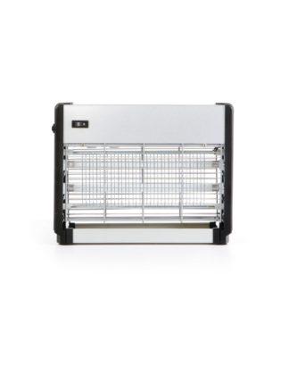 Elektrický lapač hmyzu - 50 m2 HENDI - 1 dosah:   50 m2 výkon:  26W rozmery: 335x90x260 mm 2x UV-A žiarovka napätie: 230 V