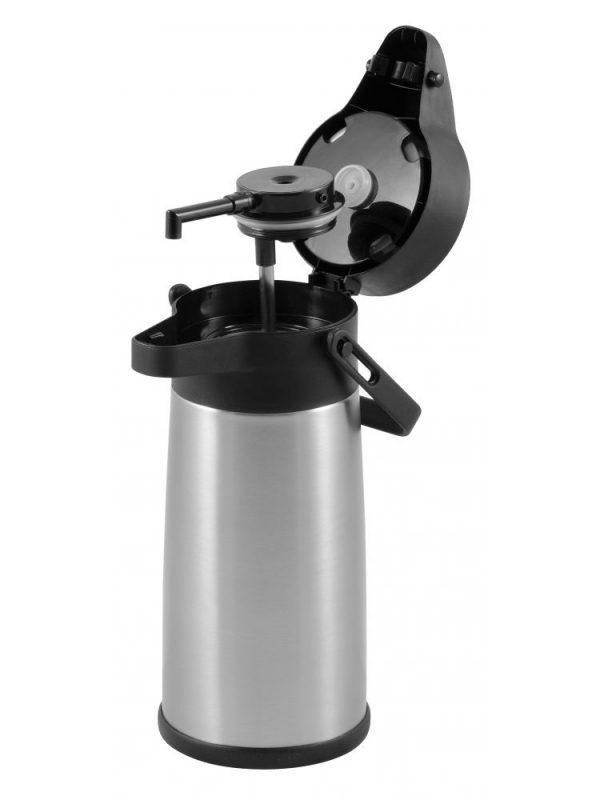 Termoska s pumpou 2,2L - Hendi 448908 4