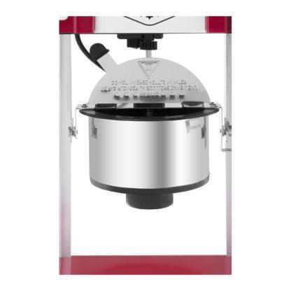 Stroj na popcorn RETRO červený 50. roky 5