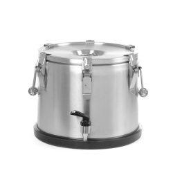 Termo nádoba s kohútikom - 15 litrov | Hendi 710135