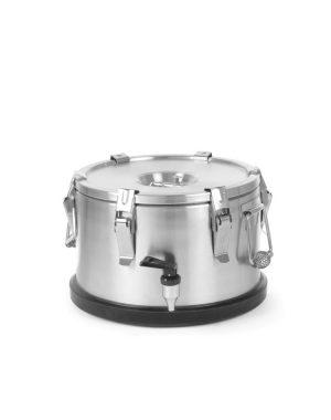Termo nádoba s kohútikom - 10 litrov | HENDI 710128