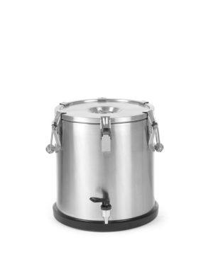 Termonádoba s kohútikom - 20 litrov | HENDI 710227