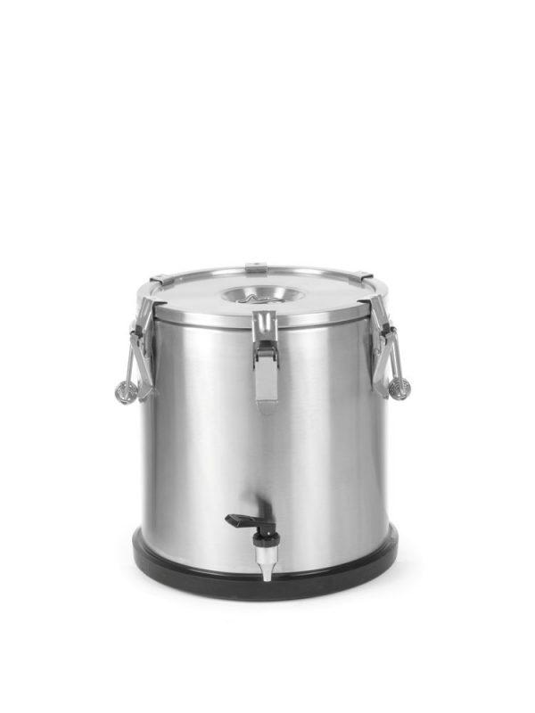Termonádoba s kohútikom 20 litrov - HENDI 710227 1