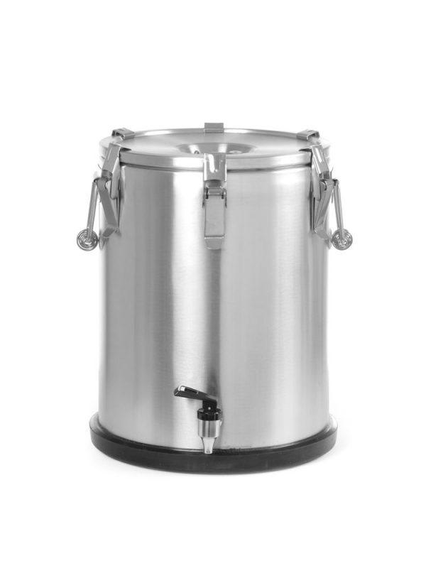 Termonádoba s kohútikom - 25 litrov | HENDI 710234