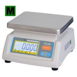 Váha pre kuchyne - T-Scale T28 15MR do 15kg 1