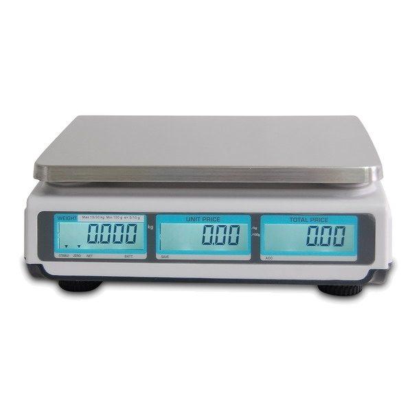 Váha s výpočtom ceny GR-15 do 15kg 2