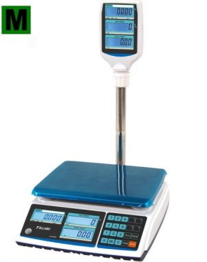 Váha s výpočtom ceny GRP-15 do 15kg 1