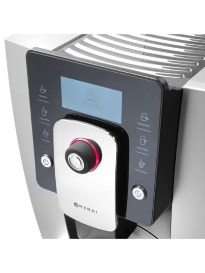 Automatický kávovar PROFI LINE strieborný - 208953 - 2