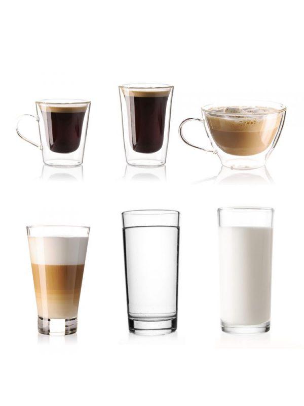 Automatický kávovar PROFI LINE strieborný - 208953 - 5