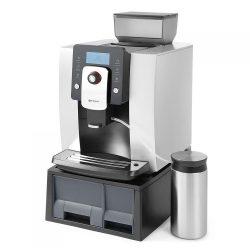 Automatický kávovar PROFI LINE strieborný | Hendi 208953