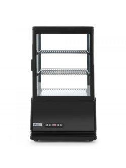 Chladiaca vitrína čierna, výška 816 mm - Arktic 233627